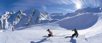 Малоизвестные горнолыжные склоны