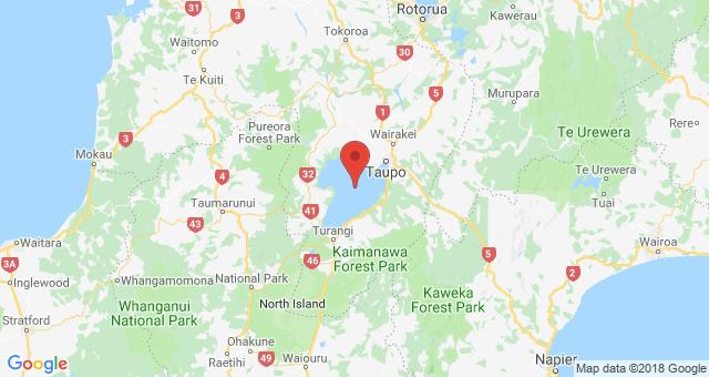 Озеро Таупо в Новой Зеландии: описание, размеры, флора и фауна