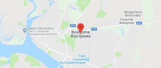 Лучшие базы отдыха Костромы и Костромской области