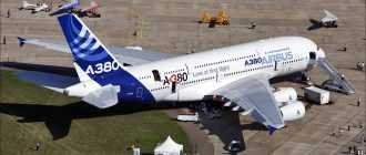 Airbus А380 — салон, описание, особенности и отзывы