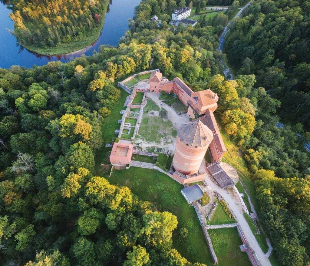 Сигулда, Латвия: история города, достопримечательности, отели и отзывы туристов