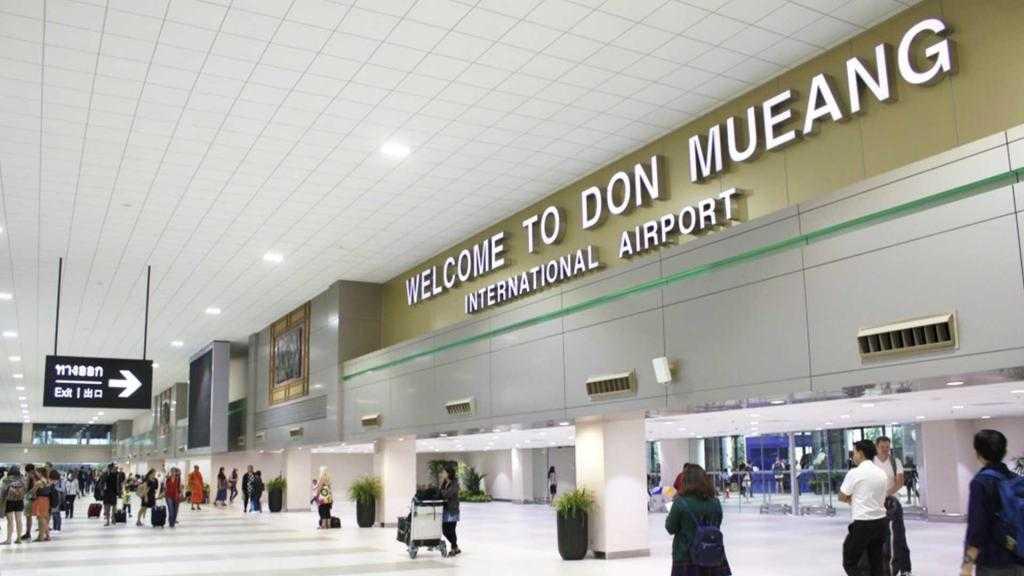 Аэропорт Дон Муанг, Таиланд, Паттайя: описание, как добраться