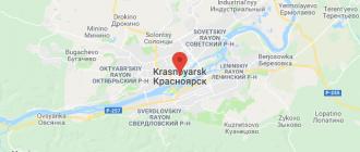 Сколько лететь до Красноярска из Москвы? Путешествуем по России