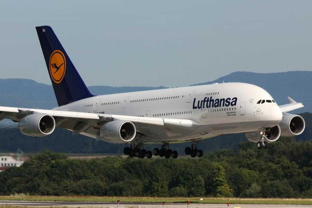 Крупнейшие авиакомпании Германии. Список