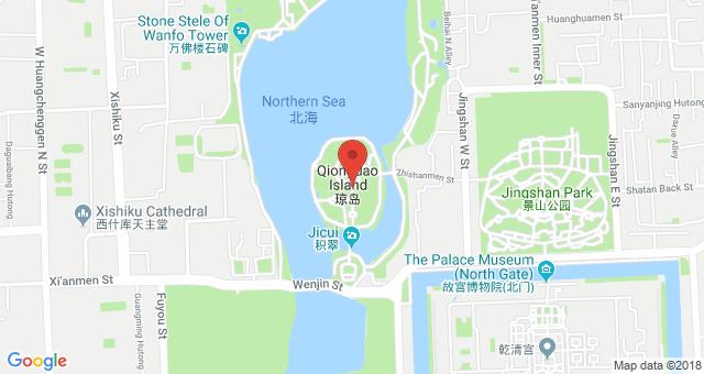 Парк Бэйхай в Пекине: описание