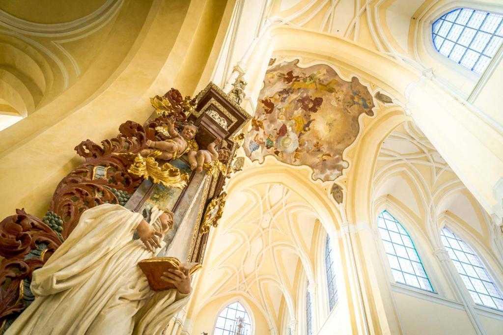 Собор Святой Варвары (Кутна-Гора, Чехия): исторические данные, описание, отзывы