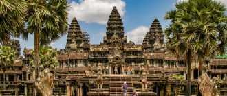 Самые популярные экскурсии в Камбодже