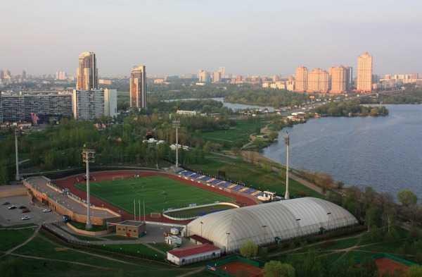 """Стадион """"Янтарь"""": адрес и описание"""