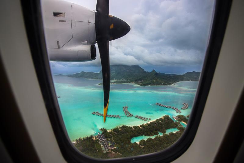 Путешествие на острова: сколько лететь до Бора-Бора из Москвы