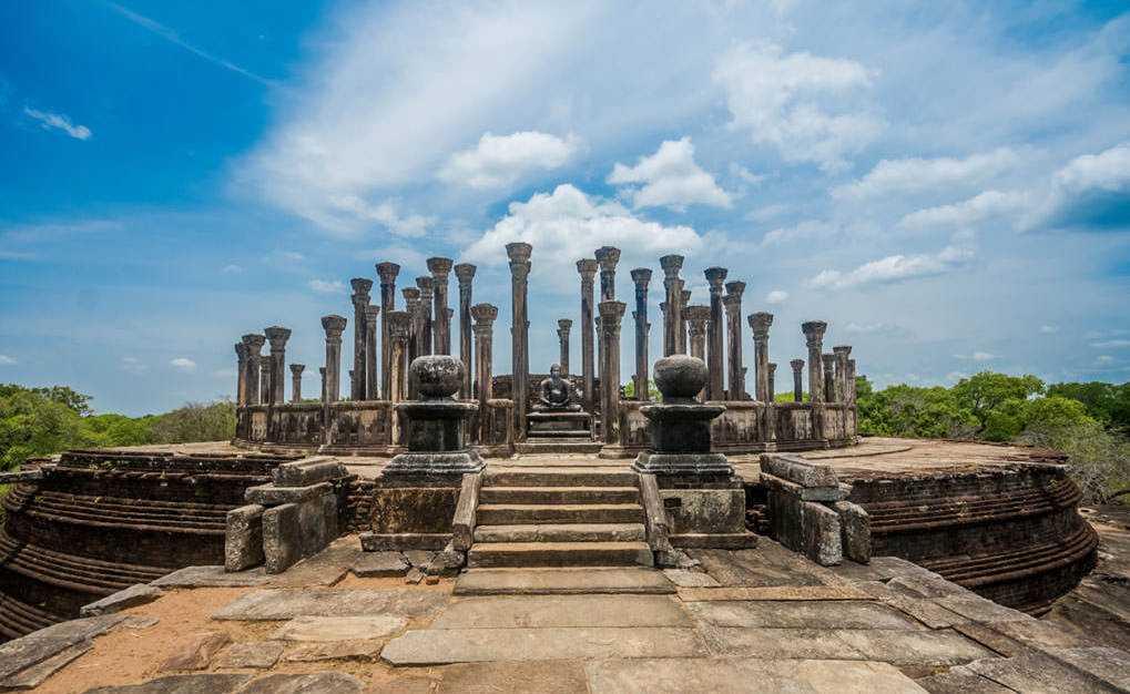 Древний город Полоннарува, Шри-Ланка: достопримечательности, фото, отзывы