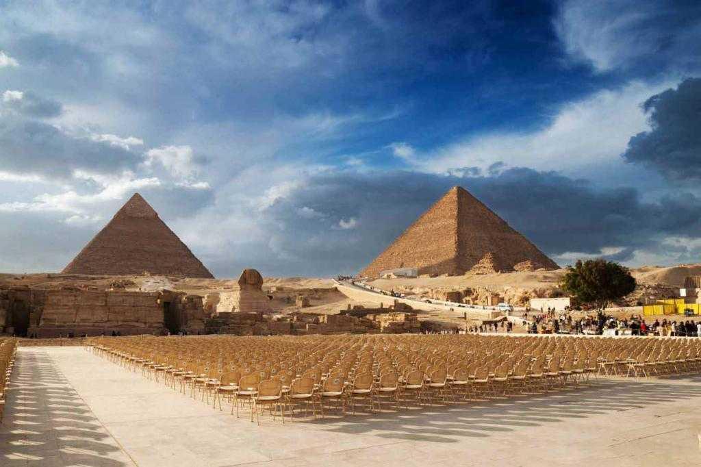 Пирамиды в Каире: история, описание, экскурсии, фото