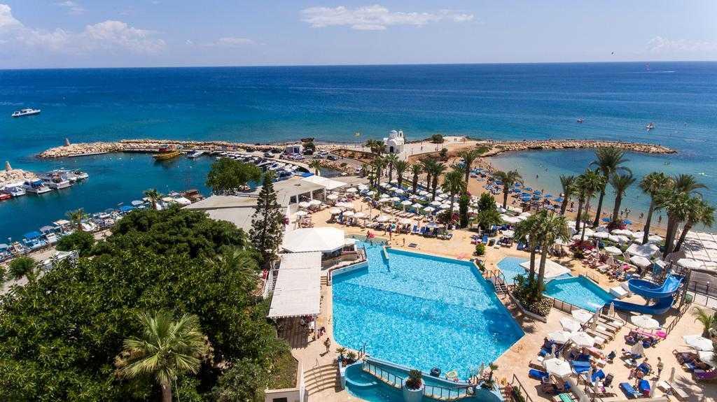 The Golden Coast Beach Hotel 4* (Кипр, Протарас): описание, рейтинг и фото