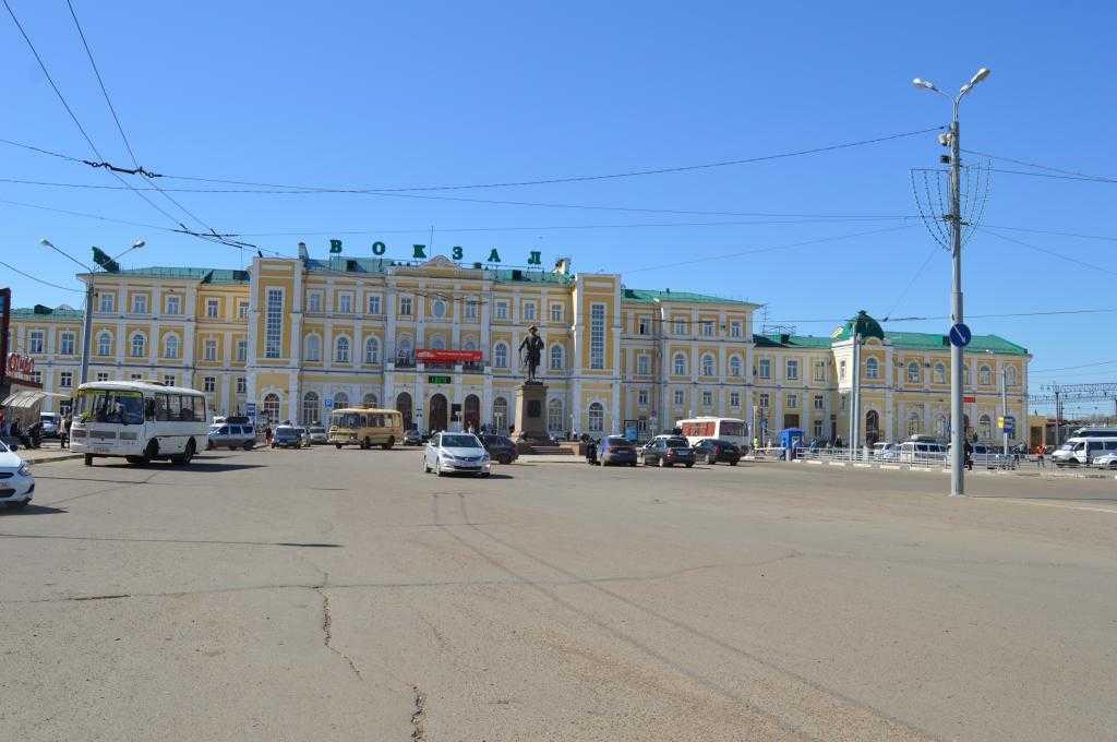 Расстояние Оренбург - Нижний Новгород: варианты поездки