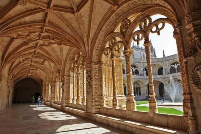 Монастырь Жеронимуш в Лиссабоне: фото с описанием