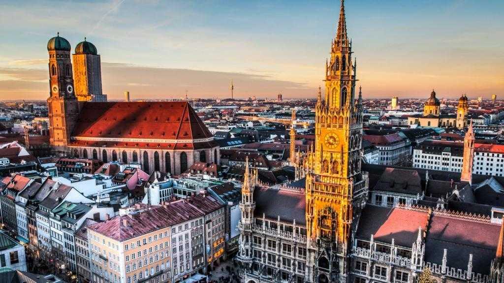 Самые красивые города Баварии: названия, исторические факты и достопримечательности