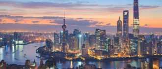 Морской порт Шанхая: история, масштабы