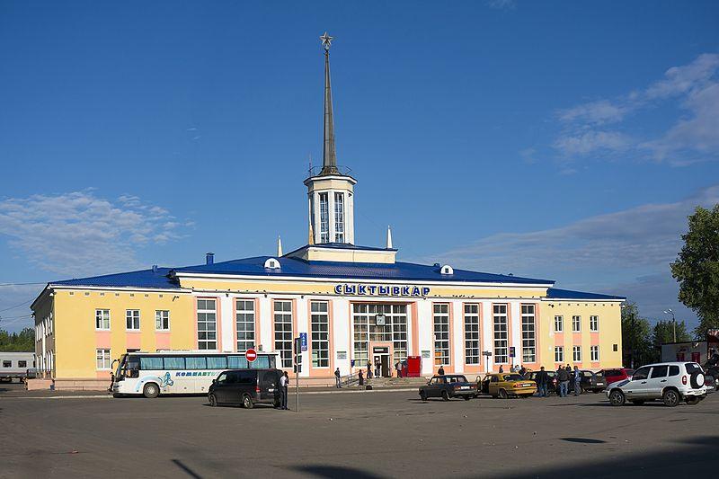 Санкт-Петербург-Сыктывкар, варианты поездки по маршруту