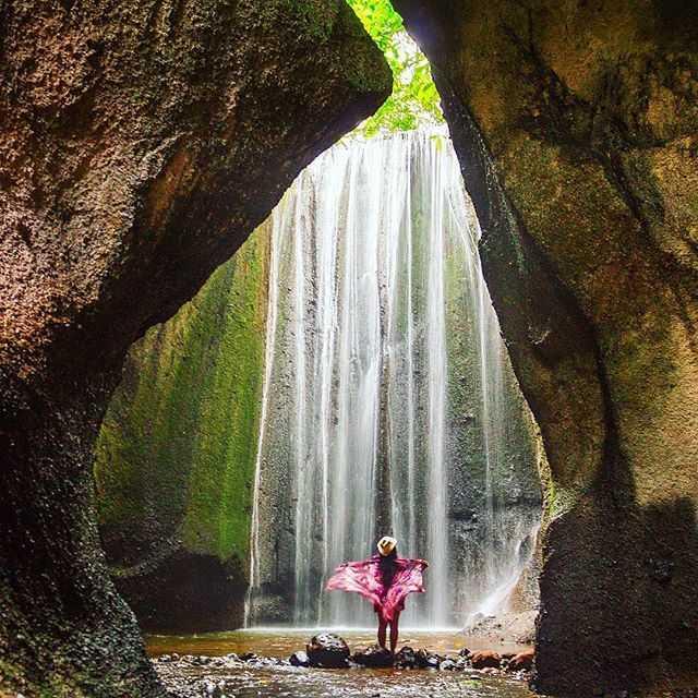 Водопады на Бали: фото с описанием самых красивых и необычных