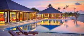 Отель Atmosphere Kanifushi Maldives 5* (Мальдивы, Лавияни Атолл): описание номеров, сервис, отзывы
