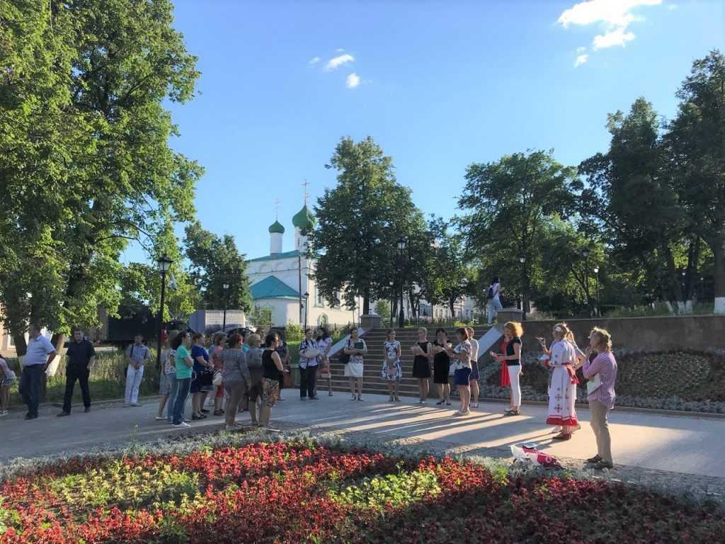 Московская набережная в Чебоксарах. Реконструкция
