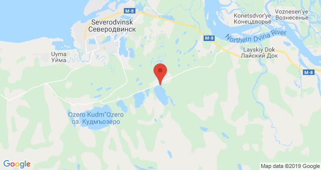 Информация о базе отдыха «Северная Роза» в Северодвинске