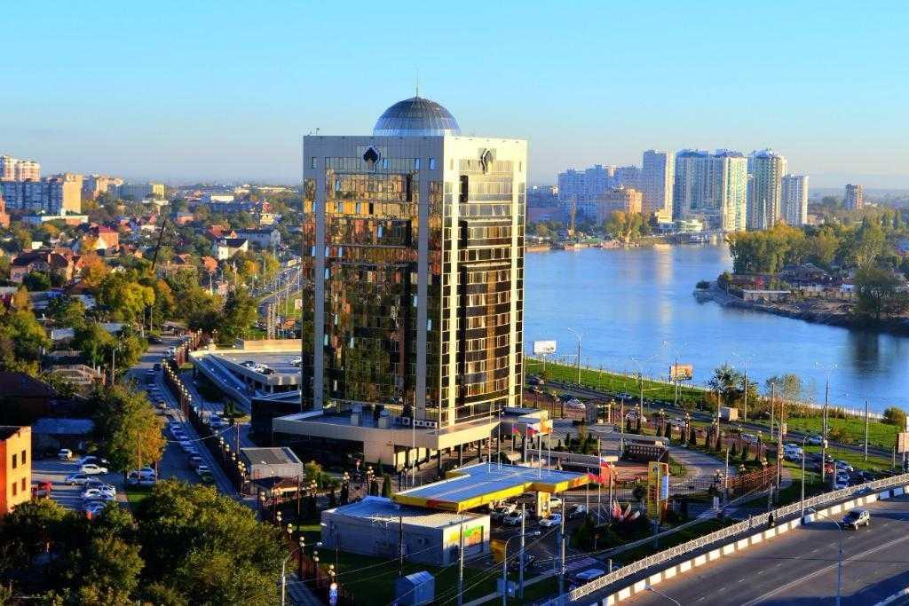 Лучшие отели Краснодара: обзор, адреса, рейтинг, отзывы
