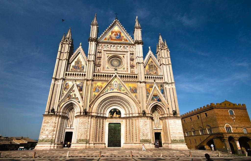 Терни, Италия: описание, главные достопримечательности, отзывы