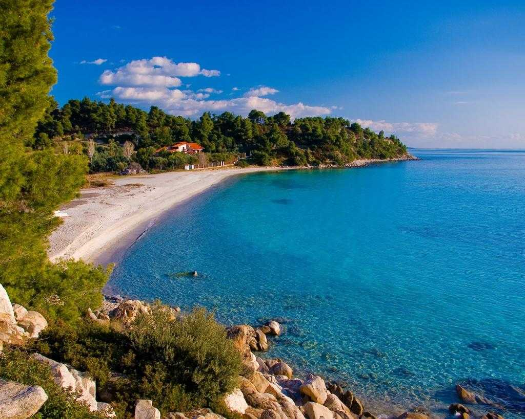 Отдых в Греции в Халкидики: отели, пляжи, достопримечательности, отзывы туристов