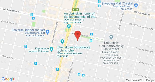 Улицы и площади Краснодара: описание, фото