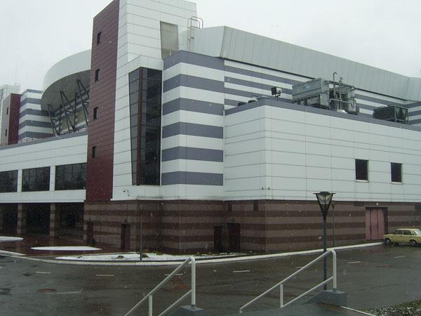 """Ледовый дворец """"Витязь"""" в Подольске: адрес и режим работы"""