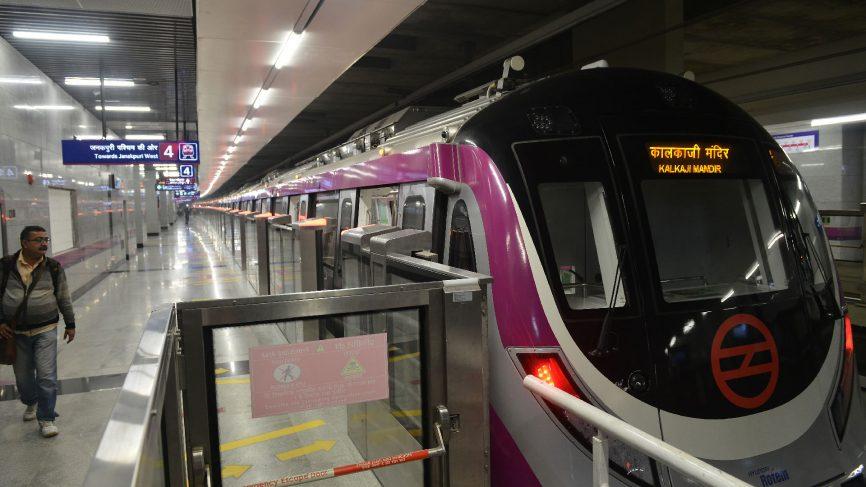 Схема метро Дели: как быстро начать ориентироваться в столице Индии