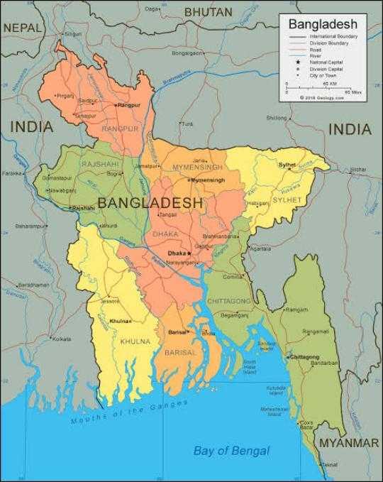 Кладбище кораблей в Бангладеше - закрытая для путешественников зона