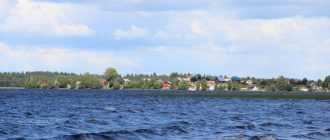 Где находится озеро Сямозеро?