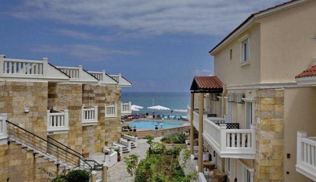 Jo An Beach Hotel 4* (Греция/Крит/Ретимно): отзывы