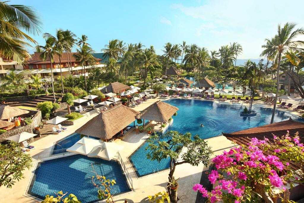 Hotel Nusa Dua Beach Hotel & Spa (Индонезия): отзывы