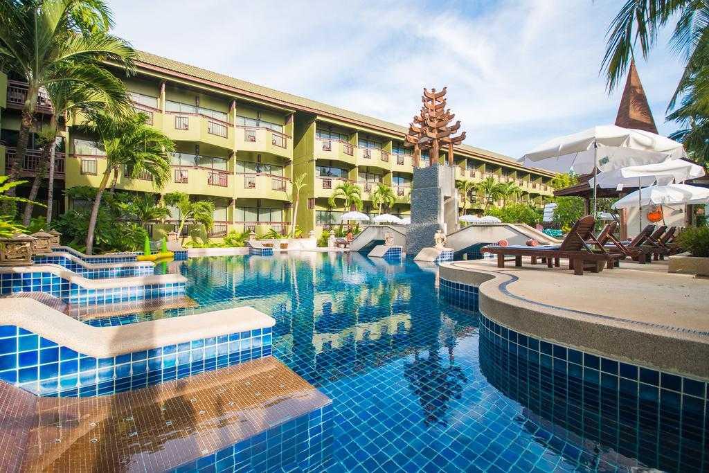 Phuket Island View Hotel 3: описание, услуги, рейтинг и отзывы