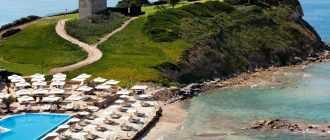 Sani Beach 5* (Халкидики, Греция): описание номеров, сервис, отзывы