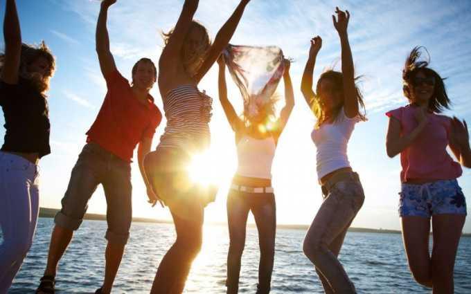 ❶ Как устроить вечеринку летом