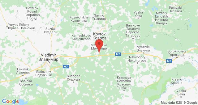 Владимир-Ковров, особенности поездки по маршруту