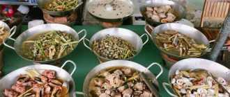 Еда в Нячанге - что стоит попробовать: экзотические фрукты и блюда национальной кухни