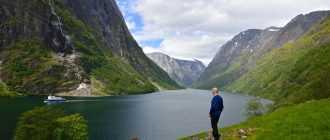Круизы по фьордам Норвегии из Санкт-Петербурга: описание маршрута, отзывы