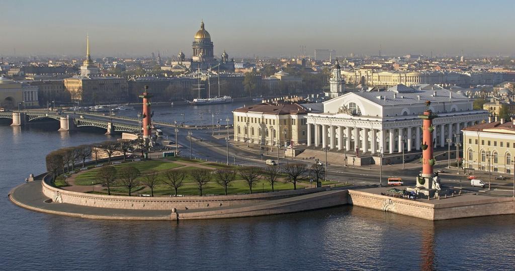 Главные достопримечательности Санкт-Петербурга: список и описание