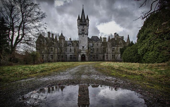 Самые красивые замки Бельгии: фото и описание достопримечательностей