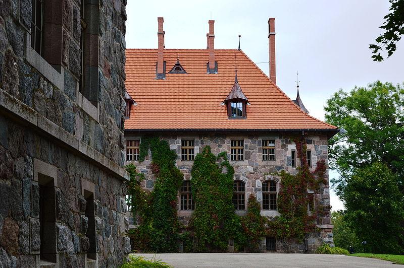 Цесвайнский замок, Латвия: описание