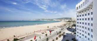 Отдых в Марокко: отели Танжера