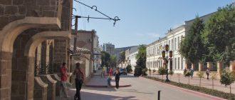 Расстояние Симферополь-Феодосия и способы перемещения между городами