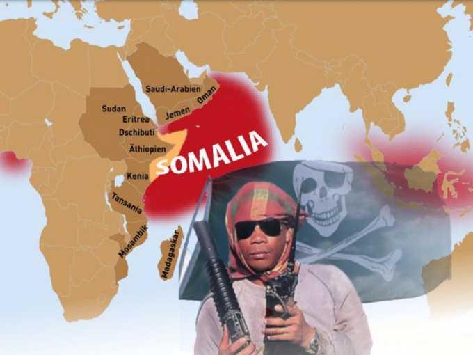 Что за страна Сомали
