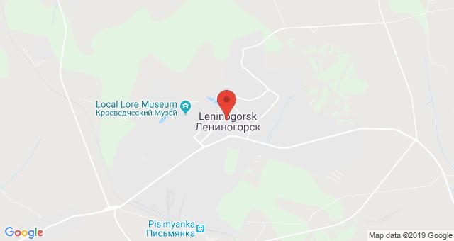 Гостиницы Лениногорска. Описание. Отзывы