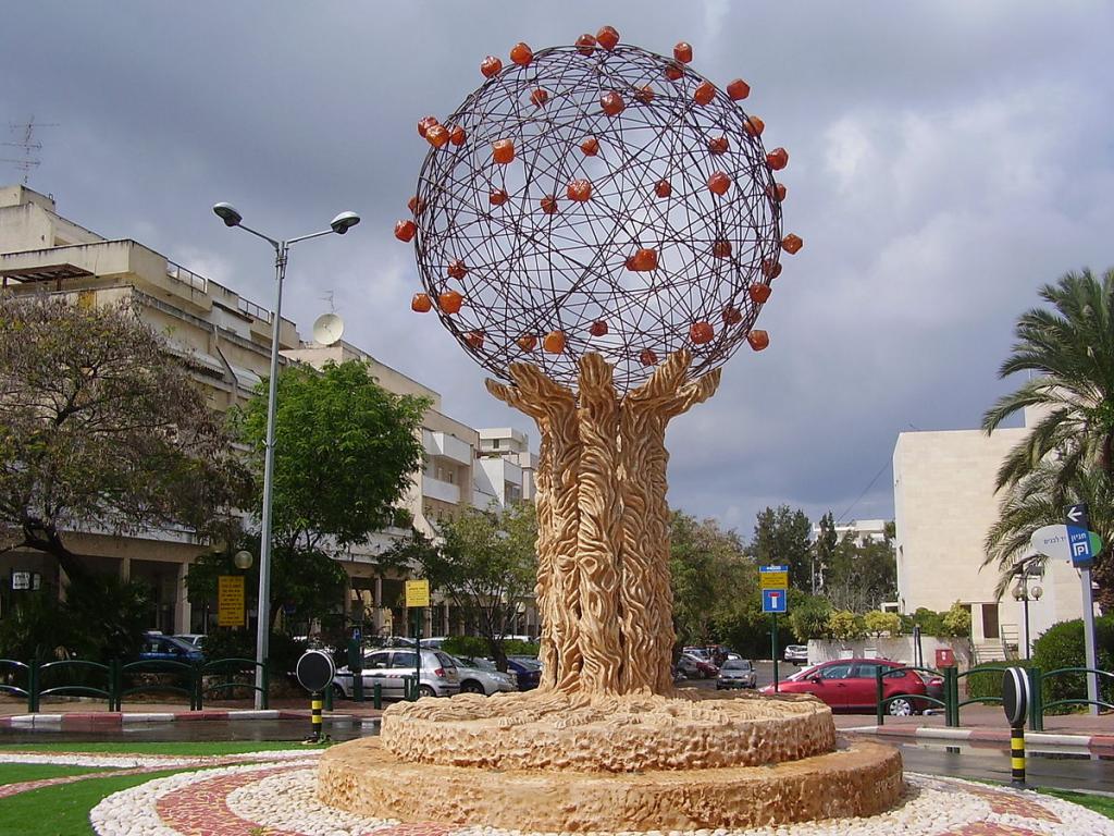 Раанана, Израиль: достопримечательности и интересные факты