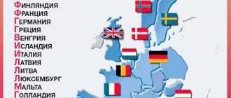 Ирландия - Шенген или нет? Какие страны входят в Шенгенскую зону? Как получить визу в Ирландию